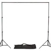 贝阳(beiyang)2*2米背景架横杆摄影背景架 背景布套装拍照背景纸支架龙门架摄影棚拍照相器材配件辅助支架