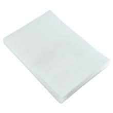 齐心E310 L形透明文件夹