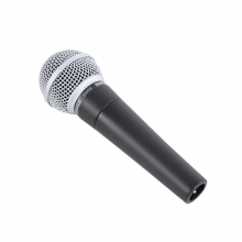 SHURE 舒尔(Shure)SM58S(带开关)专业演出人声有线动圈话筒 舞台家用麦克风