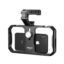 Ulanzi U-Rig II金属手机兔笼VLOG视频拍摄抖音网红直播神器拓展配件苹果华为安卓通用 二代兔笼+手提