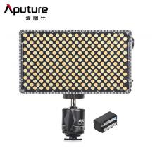 爱图仕Aputure AL-F7 摄像补光灯 视频外拍影视灯 直播人像摄影灯 AL-F7 官配+F750电池套装