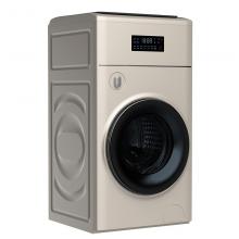 TCL 11公斤双直驱变频全自动复式洗烘一体滚筒洗衣机 1+10子母双筒 分类呵护母婴健康洗 麦芒金G110P10-HBY