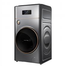 TCL 11公斤变频全自动复式滚筒洗衣机 1+10子母双筒分类洗护 呵护母婴健康洗 20分快速洗(星耀灰)G110P8-BY