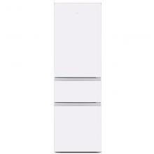 TCL 200升三门电冰箱 中门宽幅变温 122升大冷藏 快速制冷环保材质小冰箱(芭蕾白)R200L1-CZ