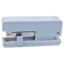 晨光(M&G)文具12#蓝色订书机 订书器(入纸深度可调节) TOPseries系列办公用品 单个装ABS916K5