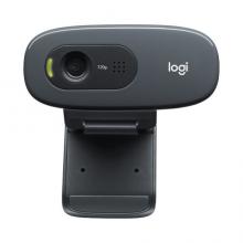 罗技(Logitech) C270 高清USB网络监控摄像头  C270