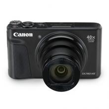 佳能(Canon)PowerShot SX740 HS 数码相机(黑)数码高清旅游小型摄影 美颜自拍 40倍长焦家用数码相机