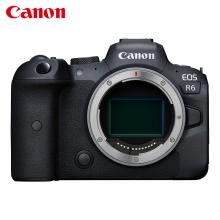 佳能(Canon)EOS R6 微单机身 全画幅微单 4K视频拍摄 配合镜头实现双重8级防抖 动物检测