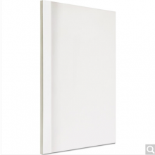 热熔封套 A4幅面 装订50mm 合同 标书 热熔封套封皮 3mm 白色(100/盒 )