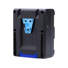 FXLION方向华信V口BP-M150摄像机大电池 MINI双路FX-M2S充电器150WH