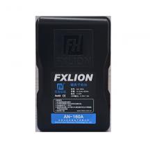 方向华信 FXLION AN-160A炫黑系列 安顿型电池 广播级锂电子电池