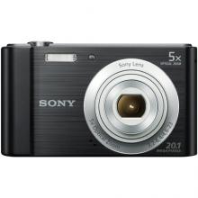 索尼(SONY) DSC-W800 便携数码相机/照相机/卡片机 黑色(约2010万像素 5倍光学变焦 2.7英寸屏 26mm广角)