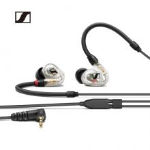 森海塞尔(Sennheiser)IE40PRO 监听HIFI发烧音乐耳机 挂耳式耳机 透明色
