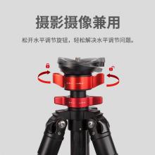 印迹(IFOOTAGE) 羚羊三脚架5系/6系(有中置) 碳纤维便携专业摄影摄像单反5D三脚架 TC6S(碳纤维)