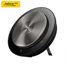 捷波朗(Jabra)Speak 750 UC视频会议全向麦克风免驱(2台无线串联 适合10-60㎡大中小型会议室 2-9米拾音)