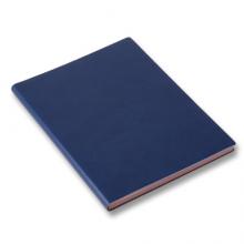 彩色PU记事本高级商务笔记本(深蓝色18K)120页