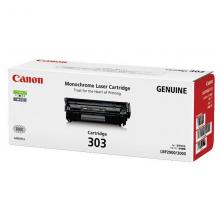 佳能(Canon)CRG-303 黑色硒鼓(适用LBP-2900+ 3000)