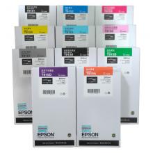 爱普生T7532 青色墨盒 (适用WF-6093/6593/8093/8593机型)约7000页