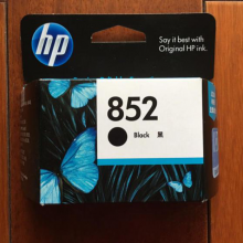 惠普(HP) 851 855墨盒852墨盒oj100 oj150墨盒 HP852黑色墨盒