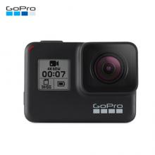 GoPro运动相机 GoPro hero7 Black黑色 4K户外水下潜水视频直播 摄像机套装