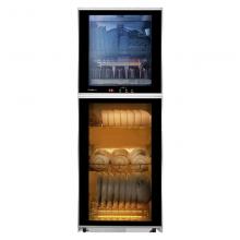 康宝XDZ65-K2U立 式消毒柜台 式小型家用桌面碗筷消毒柜线下同款 XDZ80-K2U 其他