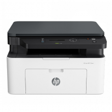 惠普(hp)136wm 无线黑白激光打印机A4一体机复印扫描 商用办公 学生家用手机WiFi网络 激光无线三合一 官方标配