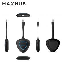 MAXHUB会议平板 SM01无线传屛器电脑投屏同屏器双向控制