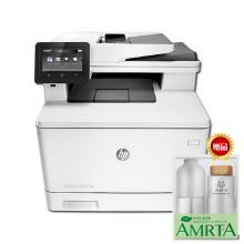 惠普HP Color LaserJet Pro MFP M477FDW 彩色激光多功能一体机