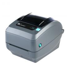 斑马(ZEBRA) GX430t 桌面条码打印机 (300 dpi) 标签打印机