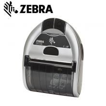 斑马(ZEBRA) ZR338小票打印机蓝牙无线移动收据便携式标签打印机