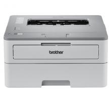 兄弟HL-B2000D A4双面黑白激光打印机办公家用 标配