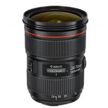 佳能(Canon)EF 24-70mm f/2.8L II USM 单反镜头 标准变焦镜头 大三元