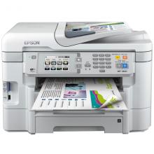 爱普生(EPSON)WF-3641 桌面彩色商用墨仓式一体机
