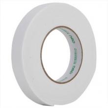 得力(deli)强力高粘度EVA泡棉双面胶带 18mm*5y*2.5mm 16卷袋装 办公用品 白色30411