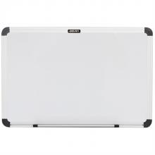 得力 7851 白板挂式贴墙磁性办公写字板学生绘画教学黑板会议板留言板培训会议留言板家用可擦写记事板车间管理看板