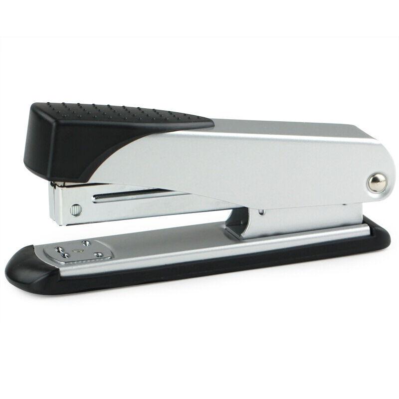 金得利 订书机 装订机 适用12#钉书针OS2020舒适防滑钉订书机(12#)颜色随机