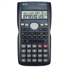 晨光(M&G)文具经典黑色函数计算器学生多功能科学计算机(适用于初高中)单个装ADG98110