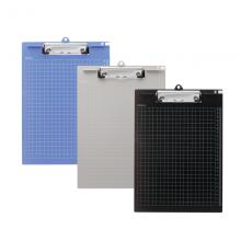齐心(Comix) A724 A4带刻度多功能书写板夹 垫板
