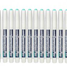 三菱CLP300高光笔钢头修正笔白色笔式修正液CLP-300 CLP-300钢头 1支装