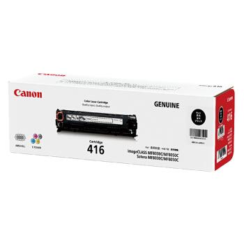 佳能(Canon) CRG-416 硒鼓(黑色CRG-416BK)