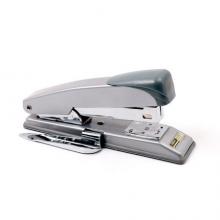 益而高(EaGLE)标准I型订书机带起钉器 省力型办公金属财务订书器装钉器(24/6 26/6书针)206R 颜色随机