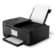 佳能(Canon)TR8580 A4喷墨连供多功能一体机(打印、复印、扫描、传真)