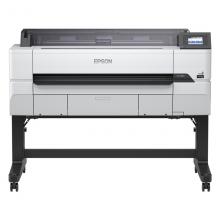 爱普生(EPSON)SC-T5480 36英寸A0大幅面打印机 CAD工程蓝图机/绘图仪/含WIFI