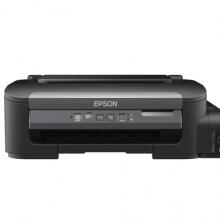 爱普生(EPSON) M105 黑白无线打印机 墨仓式A4 wifi家用办公 官方标配