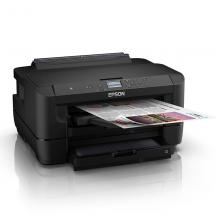 爱普生(EPSON)WF-7218 A4/A3+ 无线彩色喷墨商务打印机 中小型办公大容量双纸盒