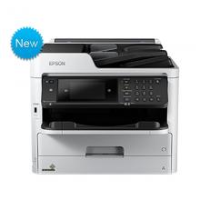 爱普生(EPSON)WF-C5790a A4 彩色喷墨一体机 商务办公高速自动双面打印/复印/扫描/传真