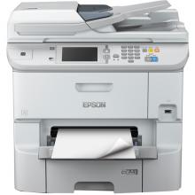 爱普生(EPSON)WF-6593 A4部门级彩色商用一体机