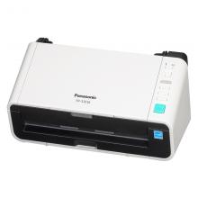 松下(panasonic) KV-S1038 馈纸A4彩色双面文档文稿高速办公扫描仪