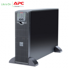 APC SURT3000XLICH UPS不间断电源 2100W/3000VA  自动稳压(含SURT192XLBP电池包,后备时间1小时)加ups输电改造 墙插面板及线缆 安装调试服务