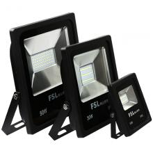 FSL led灯运动场所照明灯投光灯户外防水高亮大功率强光